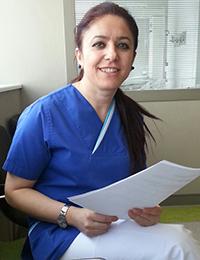 Satı Kabakçı, Yenidoğan Hemşiresi
