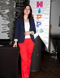 Emine Arslan, Hipp Pazarlama Müdürü